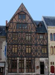 Maison Jeanne d'Arc